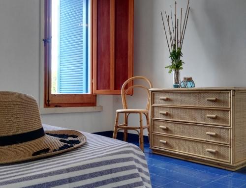 Home Staging per Casa Vacanza. Allestimento per una villa sul mare a Leuca